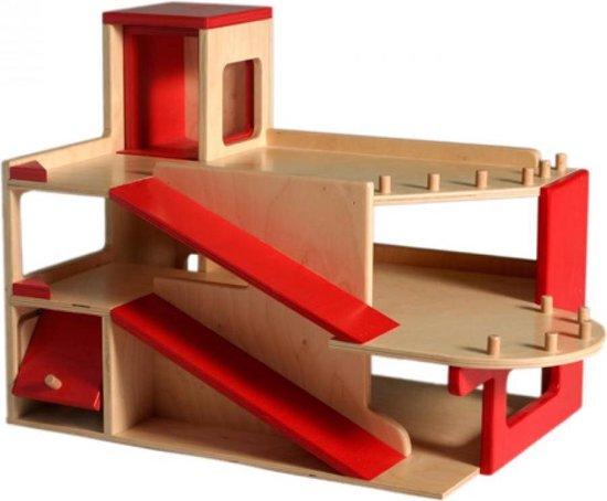 bol.com | Van Dijk Toys Garage met lift