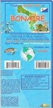 Franko Maps Bonaire Dive, Drive and Bike Map