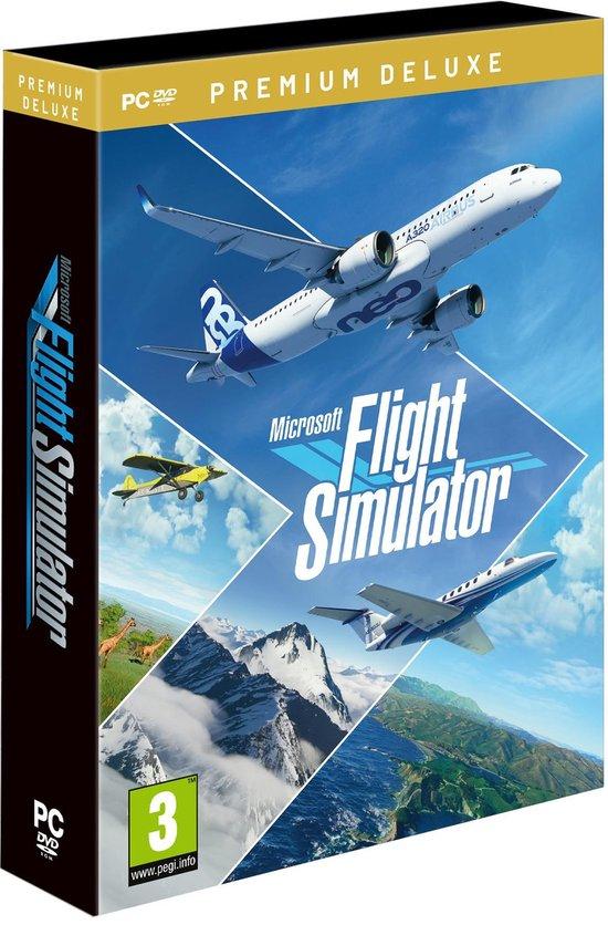 Microsoft Flight Simulator - Premium Edition - PC