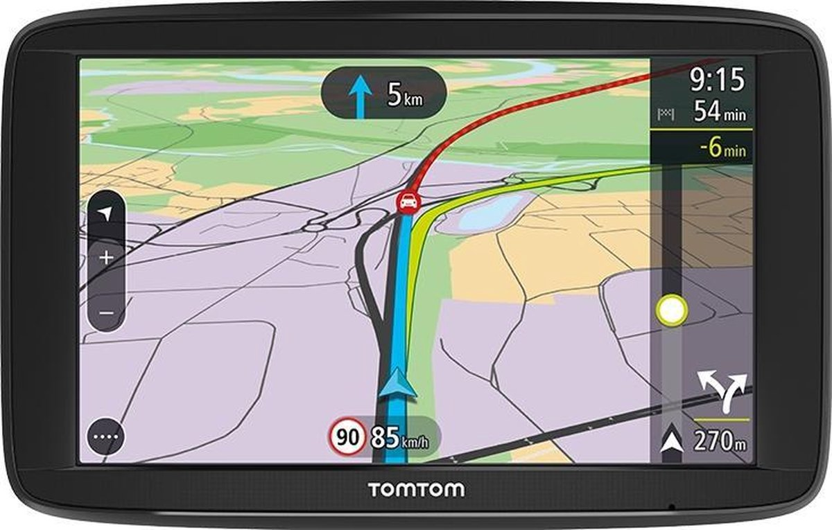 TomTom Via 62 West-Europa (incl. gratis beschermhoes)