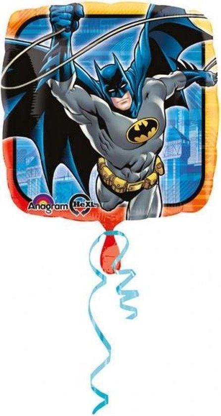 Batman Helium Ballon Versiering 43cm Leeg