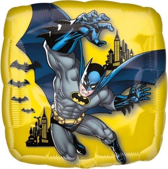 Batman Helium Ballon 45cm leeg