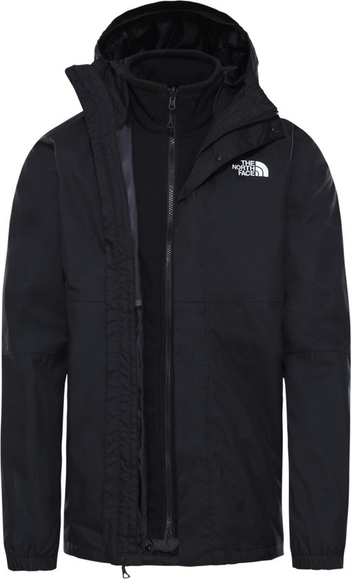 The North Face Resolve Triclimate Outdoorjas Heren - Maat L