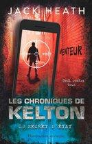 Les Chroniques de Kelton (Tome 3) - Secret d'état
