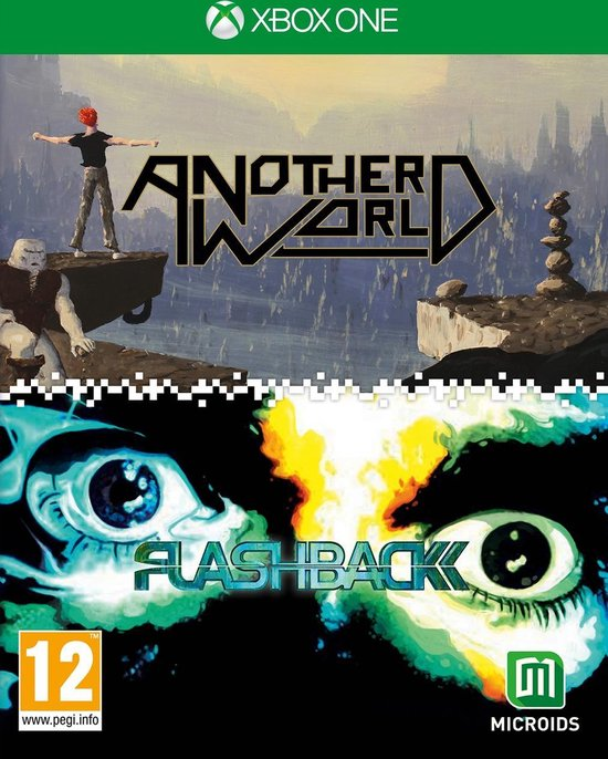 Another World x Flashback – Xbox One
