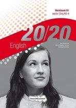 20/20 / English sector zorg N3-4 / deel Werkboek B1