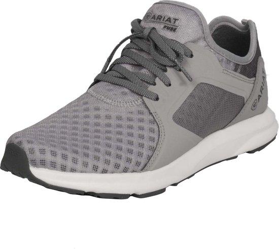 Ariat Woman's Fuse Sneaker - 37 - Grey