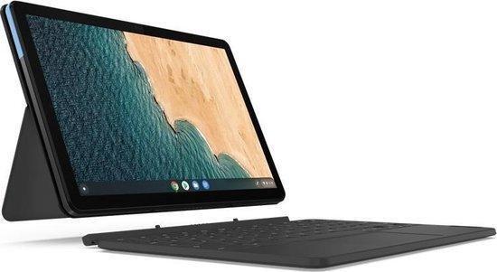 Lenovo Ideapad Duet Chromebook - CT-X636F ZA6F0027NL - 10.1 Inch