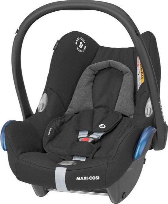 Maxi Cosi CabrioFix Essential Black