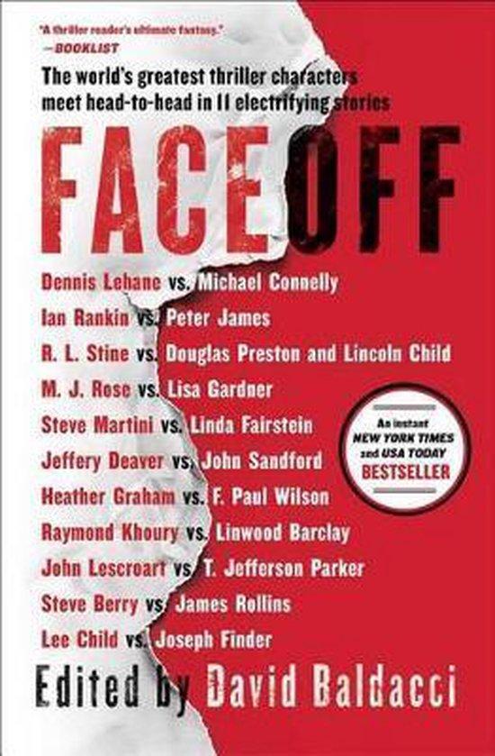 Omslag van Faceoff