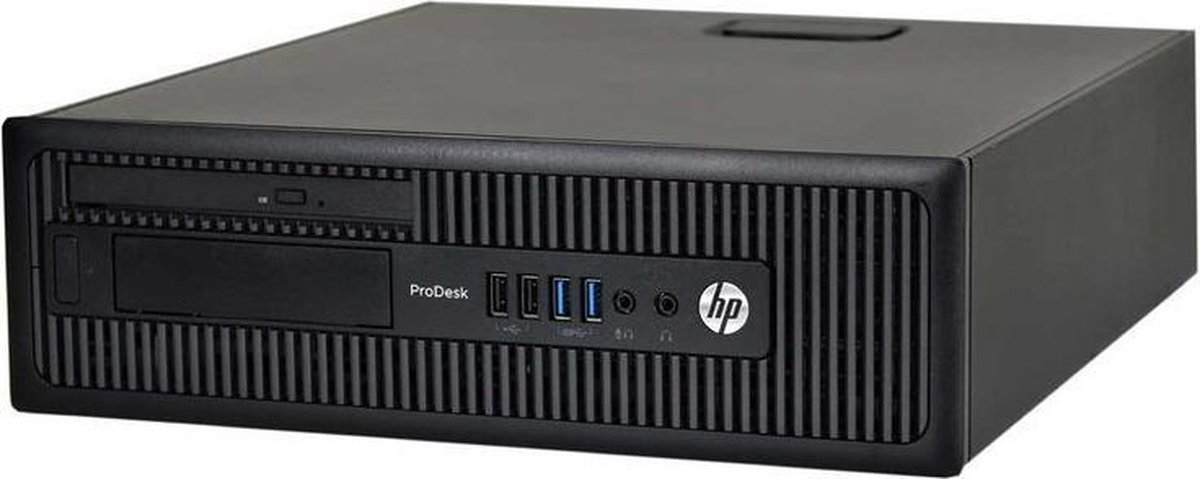 Refurbished HP ProDesk 600 G1, i5-4590, 8GB, 256GB SSD, Windows 10
