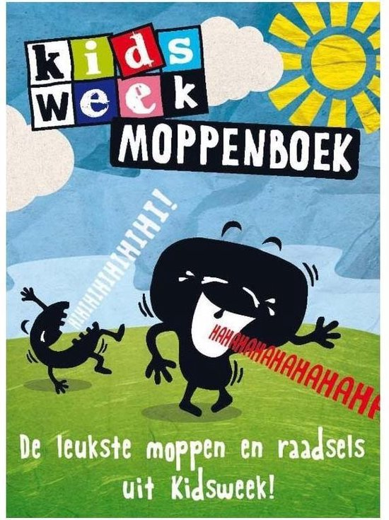 Kidsweek  -   Kidsweek moppenboek