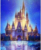 Diamond Painting Disney -  Volwassenen - Diamond Painting Kinderen - Volledig Pakket - Disney - 30x40 cm