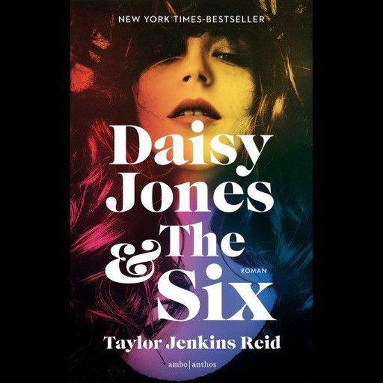 Boek cover Daisy Jones & The Six van Taylor Jenkins Reid (Onbekend)