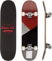 Deuba Skateboard - ABEC 9 Kogellager PU-dempers - PU-wielen - Veelkleurig
