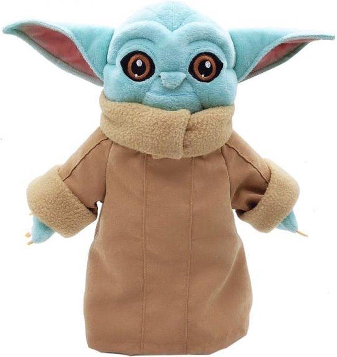 Star Wars Yoda Baby Pluche Knuffel 32 cm Starwars – Mandalorian – The Rise of Skywalker