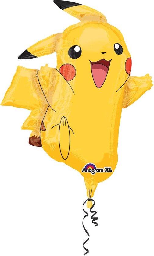 Pikachu Helium Ballon 78cm leeg