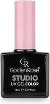 Golden rose studio uv gel Color 01: NUDE
