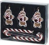 Cosy & Trendy Cookies Kerstboom Decoratie  ( Set van 9 )