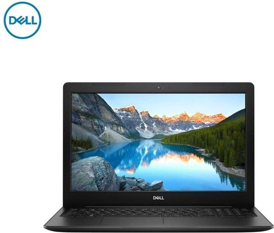Dell 3595 15.6 A9-9425 / 4GB / 128GB / R5 2GB / W10 incl. draadloze muis