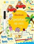 Uitwisbaar reis- en spelletjesboek