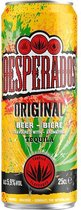 Desperados Original Bier Blikjes 50cl Tray 12 Stuks