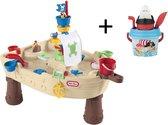 Little Tikes Watertafel Piraat + Emmerset Piraat (5 dlg)