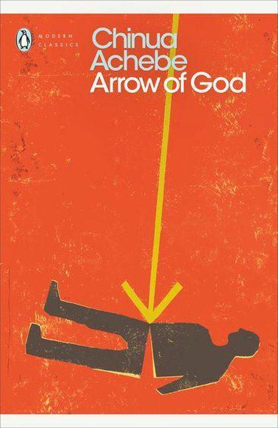 Boek cover Arrow of God van Chinua Achebe (Onbekend)