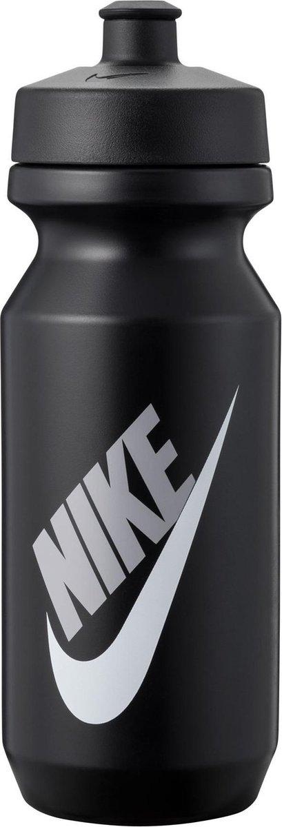 Nike Bidon - zwart/grijs/wit