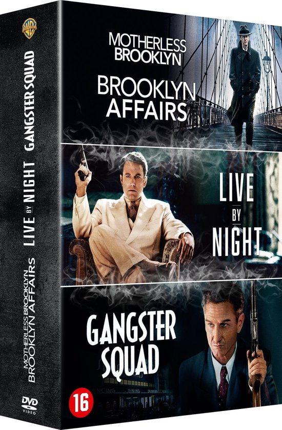 Crime Movies - 3 pack