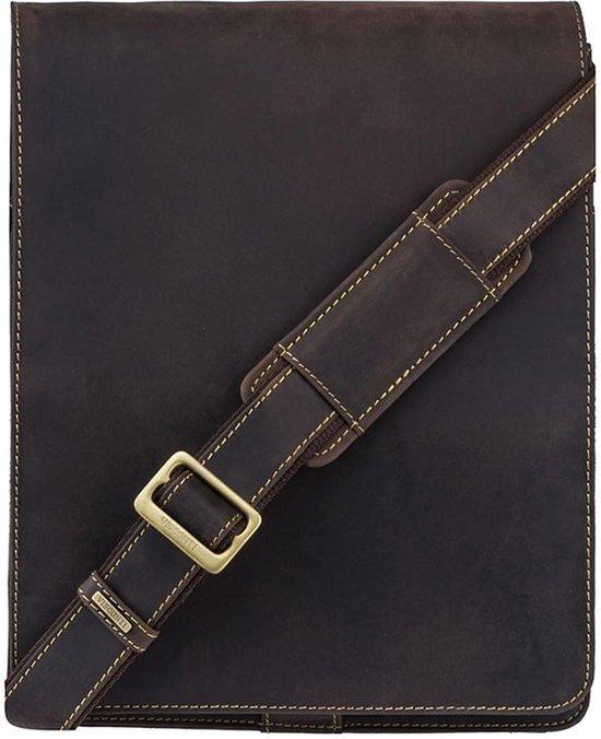 Visconti Hunter leather Jasper Messenger bag - 18410bn