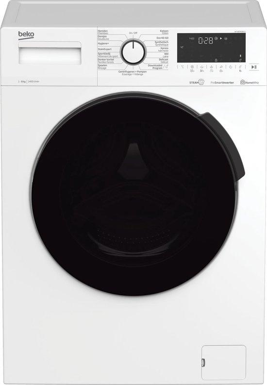 Beko WTV8740BSC1 - Wasmachine