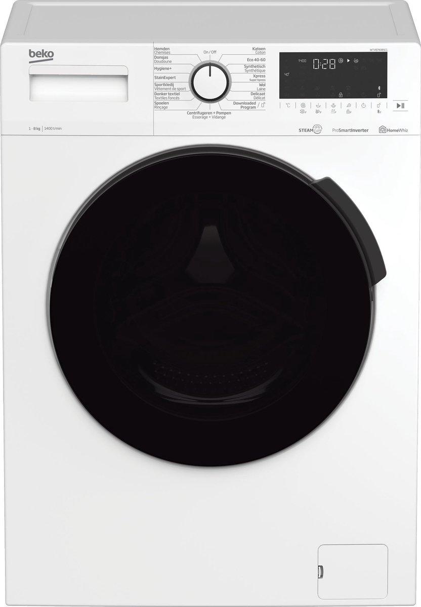 Beko WTV8740BSC1 – Wasmachine
