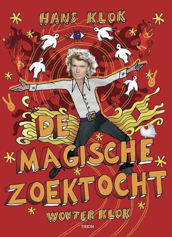 Cover van het boek 'De magische zoektocht' van H. Klok en W. Klok