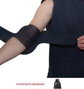 Premium Elleboog Brace - Zwart - All Size