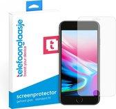 Geschikt voor: iPhone 8 Plus Screenprotector Glas - Screenprotector iPhone 8 Plus - iPhone 8 Plus Screen Protector