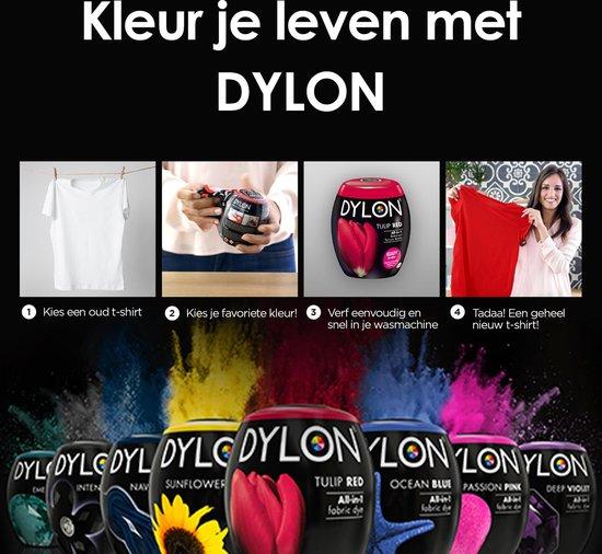DYLON Wasmachine Textielverf Pods - Deep Violet - 350g