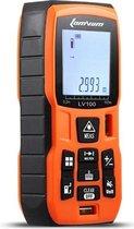 Laser afstandmeter -  waterpas - Meet tot 50 meter
