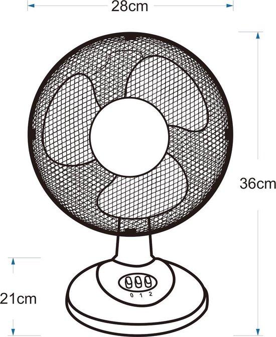 | Ventilator Trion Birgo Tafelventilator