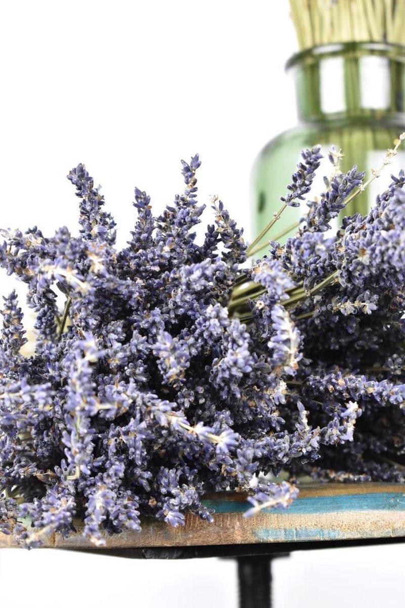 Lavendel 2020 2 bossen   Gedroogd   Natuurlijk Bloemen   Geurend   Droogbloemen