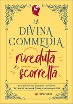 Omslag La Divina Commedia riveduta e scorretta