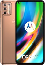 Motorola Moto G9 Plus - 128GB -  Copper rose