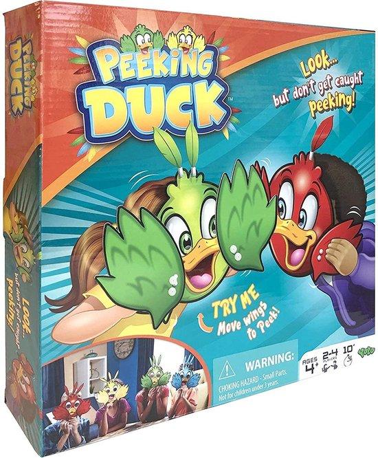 Afbeelding van het spel Yulu Peking  Duck Eend Spel met maskers