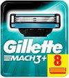 Gillette Mach3 8 Razor Blades