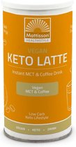 Mattisson Healthstyle keto latte