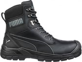 Puma Safety Mens Conquest 630730 High Safety Boot (Black)