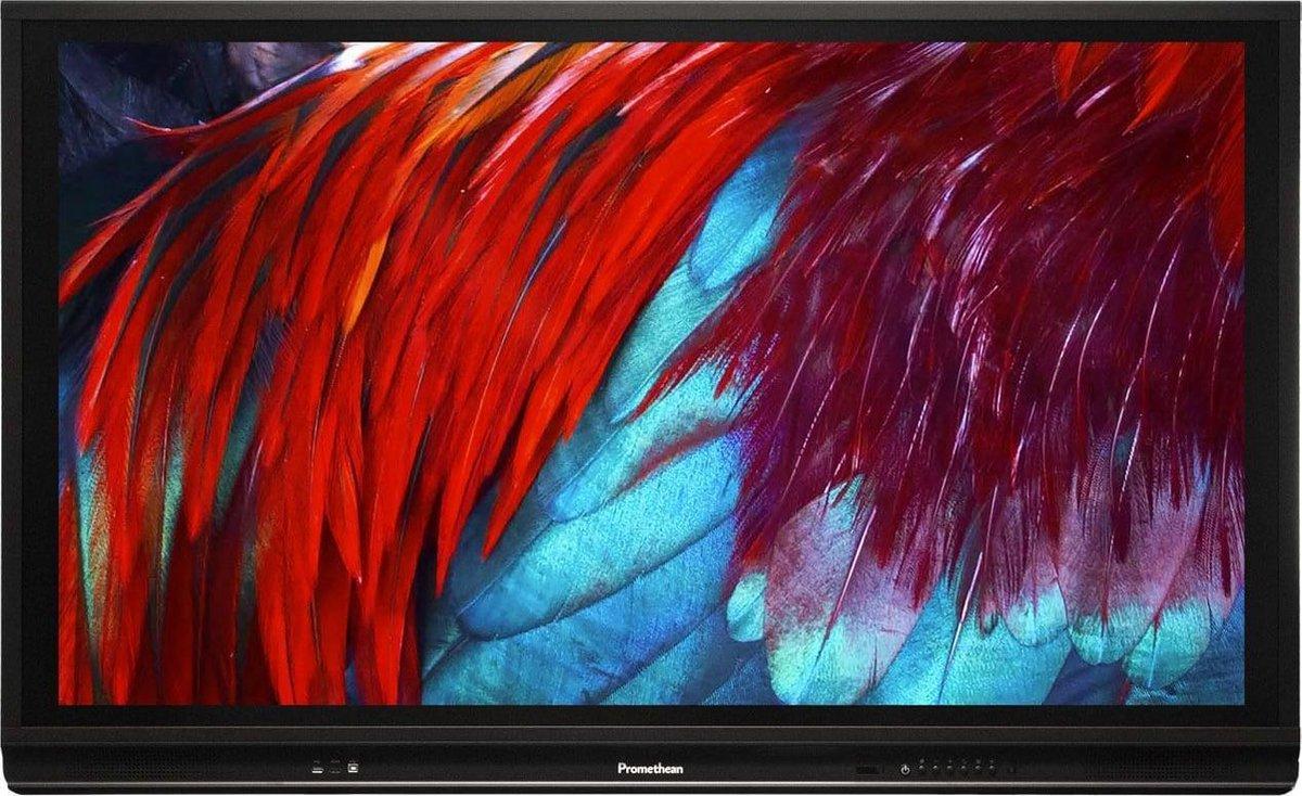Promethean Interactief display APanel 65 V6 4K avec OPS-M
