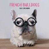 Franse Bulldog Kalender 2021