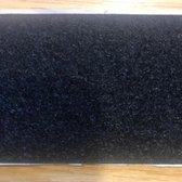 Zelfklevend klittenband of velcro zwart breedte 5 cm en lengte 5 meter. Type lusband.
