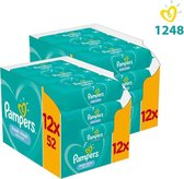 Pampers Baby Wipes Fresh Clean - Maandbox 1248 doekjes